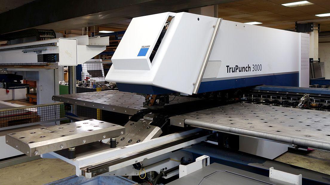 Trumpf Trupunch 3000 1300 Fmc