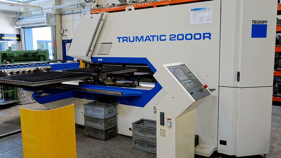 TRUMPF TC 2000 R